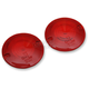 Red Replacement Turn Signal Lens - 2020-0639