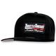 Branded Flat Flex-Fit Hat