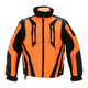 Youth Black/Orange Storm Jacket