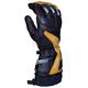 Black/Gold Elite Gloves