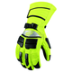 Hi-Viz Yellow Comp 8 Gloves