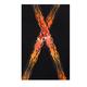 Red Flame Suspenders - SUS1003