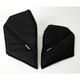 Pro-Series Black Console Knee Pads - ACSP300-BK