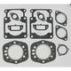 2 Cylinder Full Top Engine Gasket Set - 710063C