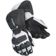 Black/Silver Cascade 2.1 Snow Gloves