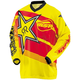 Youth Yellow/Red Rockstar Jersey
