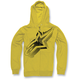 Gold Twig Zip Hoody
