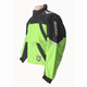 Green/Black/Silver Storm Snowmobile Jacket