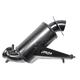 Black Powder Lite Muffler - 02-103PL