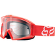 Red Main Goggles w/Clear Lens - 12364-902-OS