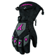 Womens Charcoal Gem 5 Gloves