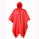 Red Emergency Travel Poncho - 51-111R