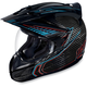 Black Carbon Cyclic Variant Helmet