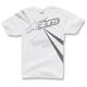 White Spencer T-Shirt
