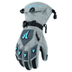Womens Gray Gem 5 Gloves