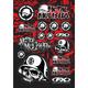 Metal Mulisha Sticker Kit - 14-68050
