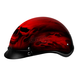 Flaming Skull Helmet
