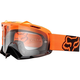 Day Glo Orange/Black Fade Air Space Goggles - 06333-906-OS