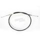 High-Efficiency Black Vinyl Clutch Cables - 101-30-10015+6
