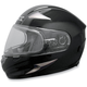 FX-90S Snow Helmet w/Dual-Lens Snow Shield
