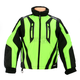 Youth Black/Green Storm Jacket