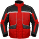 Womens Red/Black Cascade Jacket