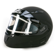 Matte Black CL-MAXIIBTSN Modular Helmet w/Electric Shield