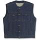 Indigo Blue Prime Cut Vest