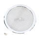 Chrome Mesh Ring Air Cleaner Cover - ACC-MR-C