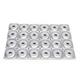 Aluminum Square Support Plates - ASW2-3775
