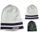 Reversible Stripped Beanie - A-5056-OS