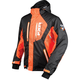 Orange/Black Recoil Jacket