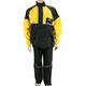 Black/Yellow AX-1 Rainsuit