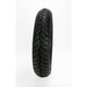 Front FeelFree 120/80S-14 Blackwall Tire - 1660300