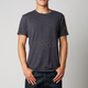 Heather Black Blurred Premium T-Shirt
