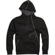 Black RPM Zip Hoody