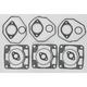 3 Cylinder Full Top Engine Gasket Set - 710206