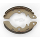 Asbestos Free Sintered Metal Brake Shoes - 9156