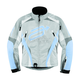 Womens Gray/Blue Comp 7 Jacket
