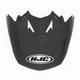 Matte Black Visor for CL-X7 Helmets - 0964-6001-35