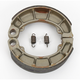 Asbestos Free sintered Metal Brake Shoes - 9104