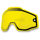 Yellow Dual Vented Replacement Lens for Racecraft/Accuri Snow Goggles - 51006-004-02