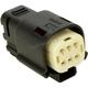 Molex MX 150 6-Pin Female Connector - NM-33472-0601
