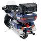 TR3300DE Deluxe Rack Bag - 3515-0076