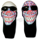 Neoprene Half Face Clown Cold Weather Mask