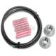 O2 Sensor Bung Adapter Kit - 1861-0594