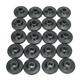Round XL Air Lite Backer Plates - 600RX-24