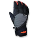 Gray/Orange Union Gloves