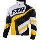Black/Yellow Cold Cross Jacket