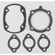1 Cylinder Full Top Engine Gasket Set - 710138